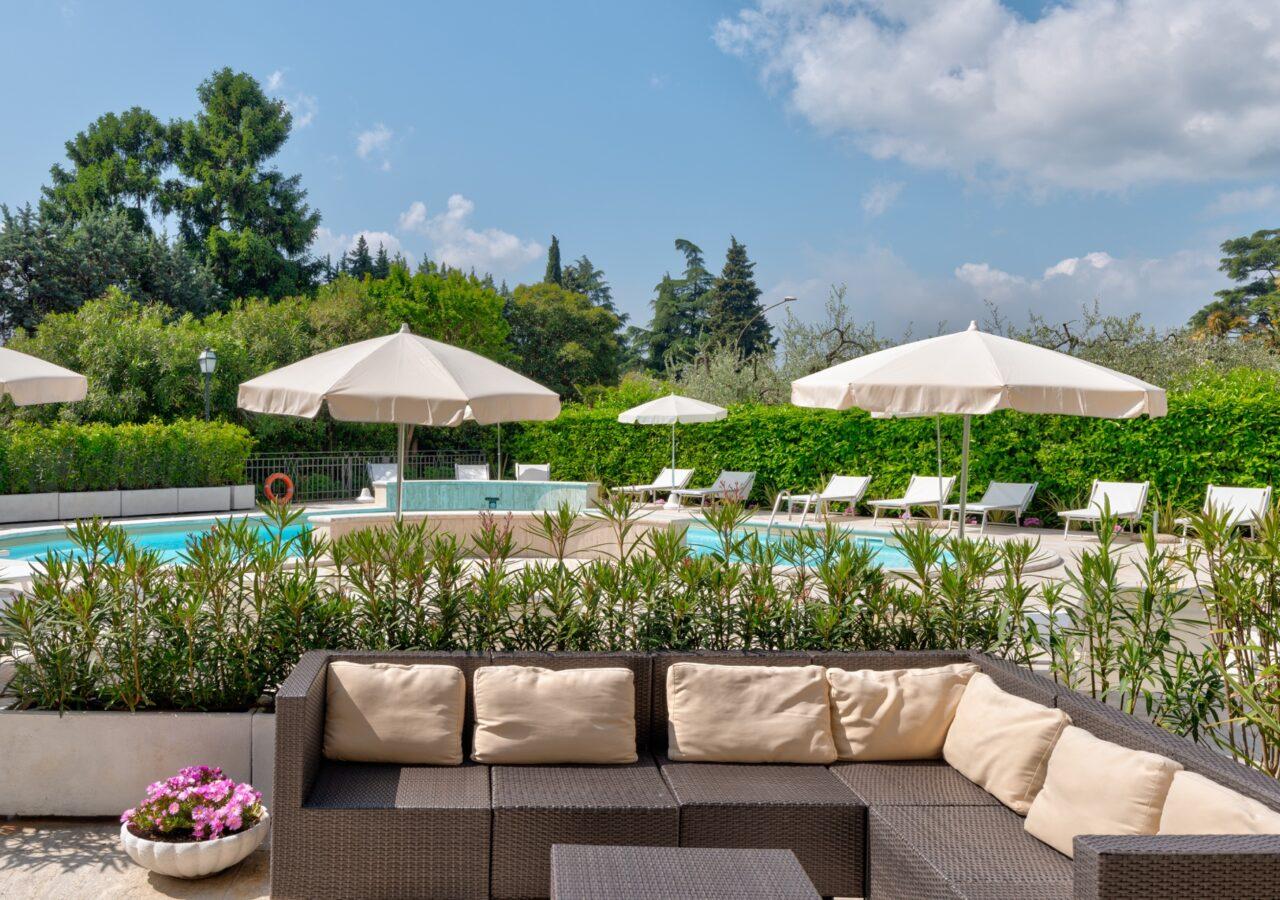 Hotel Galeazzi - Hotel 4 stelle con piscina a Salò | Lago di Garda